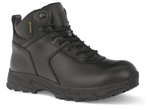 Shoes For Crews Stratton III Mens Occupational Footwear Black
